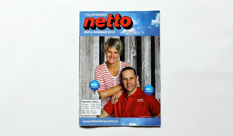 Katalog till Falkenbergs Netto